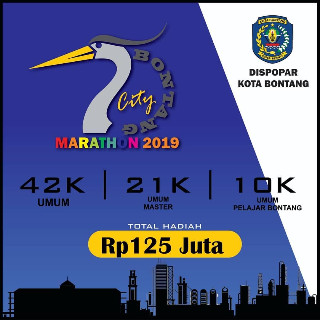 Bontang City Marathon • 2019