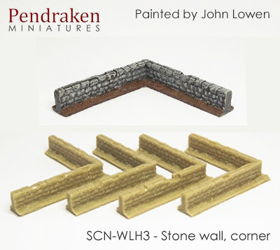 SCN-WLH3   Stone wall, corner (4 pieces)