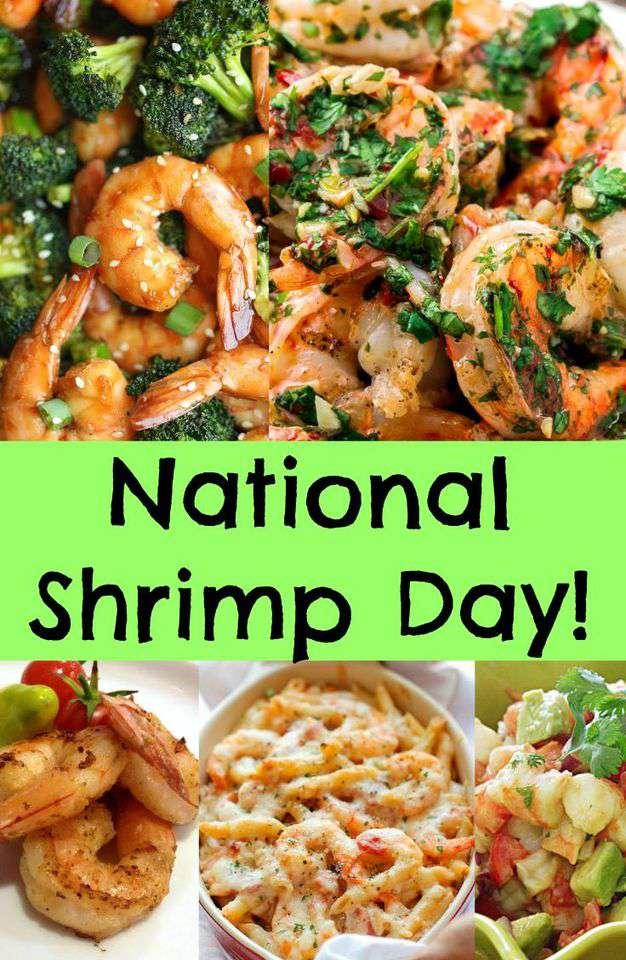 National Shrimp Day Wishes for Instagram