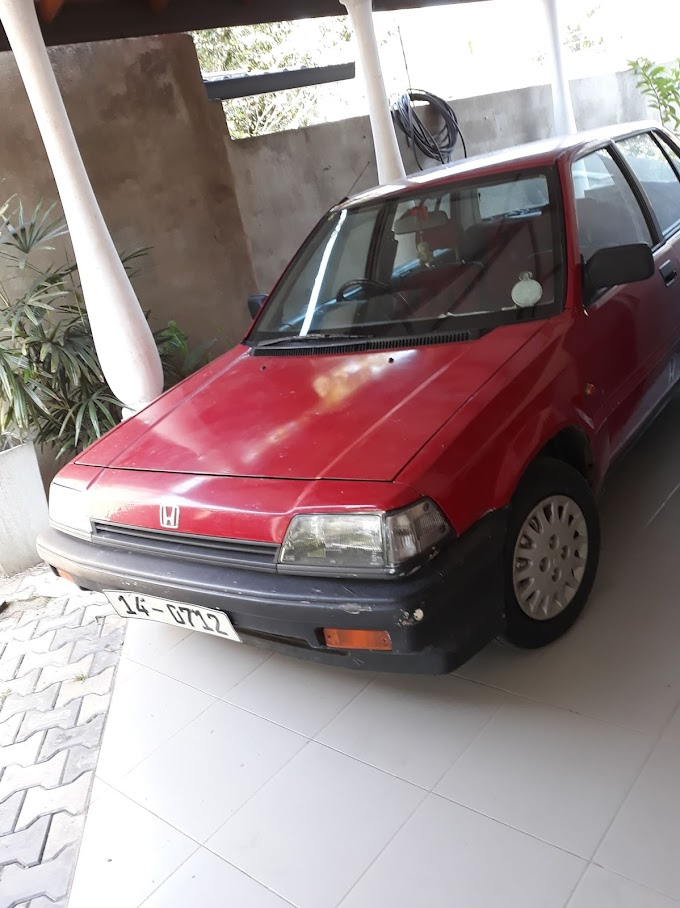 Honda Civic 1985-Kottawa