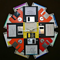 reciclar diskettes