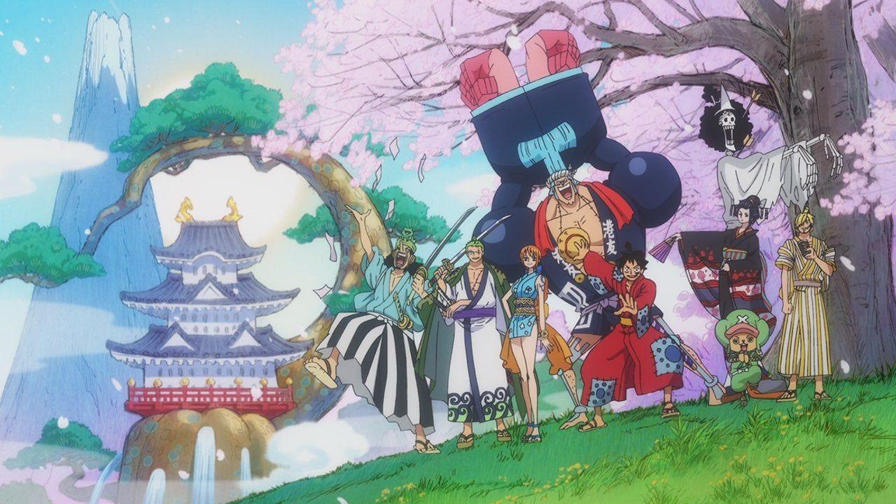 Spoiler Manga One Piece Chapter 980