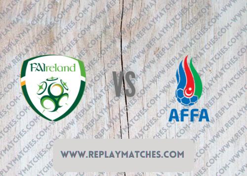 Republic of Ireland vs Azerbaijan -Highlights 04 September 2021