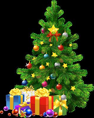 Resultado de imagem para pinheiro natalino