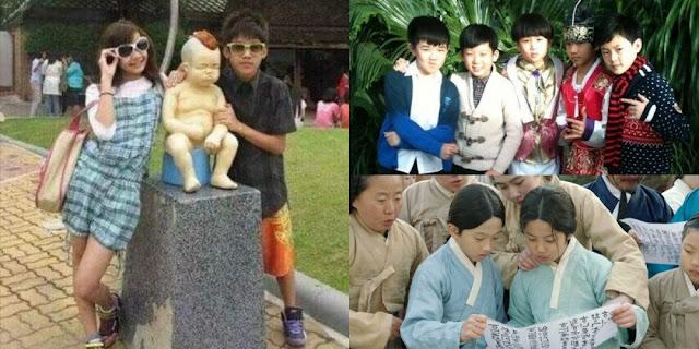 Çocukken Tanışan İdoller