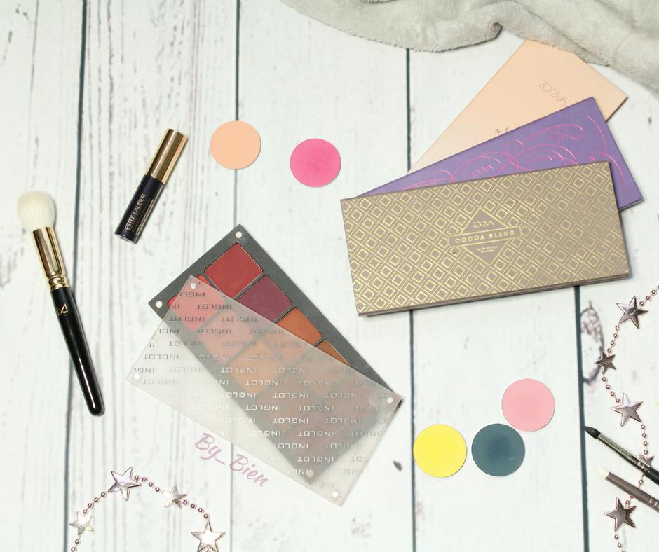 Palety cieni, jakie wybrać na początek?