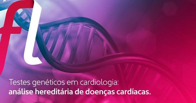 Exames genéticos para doenças do coração