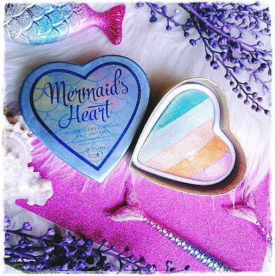 Makeup Revolution, Mermaid's Heart ,