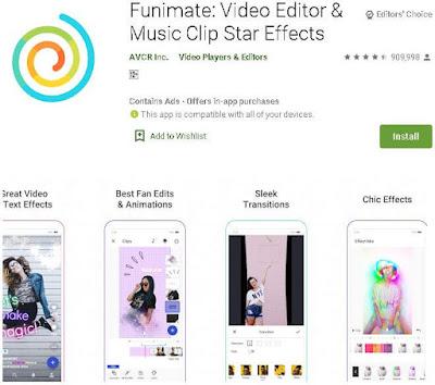 8 Aplikasi Android Pengolah Video Tik Tok Terbaik 2021