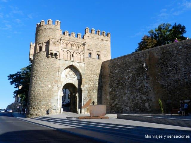 Puerta del Sol, ruta islámica, Toledo