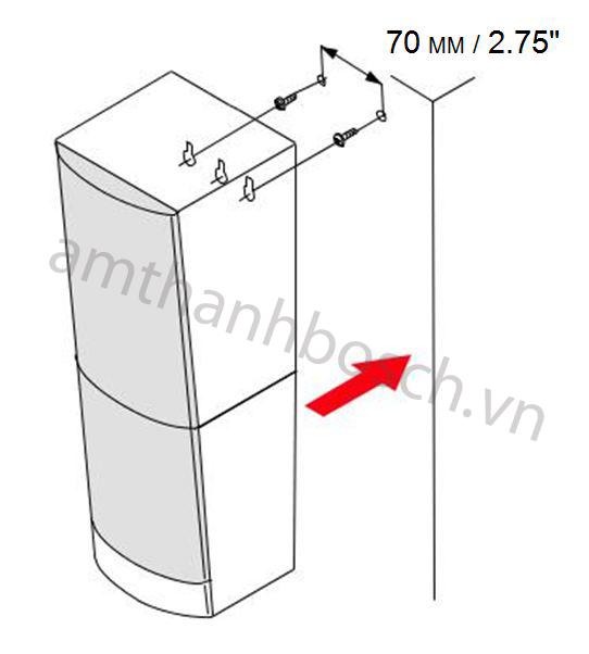 Loa hộp LB1-UW12-L1