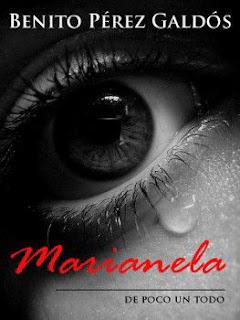 Portada del libro Marianela para descargar en pdf gratis