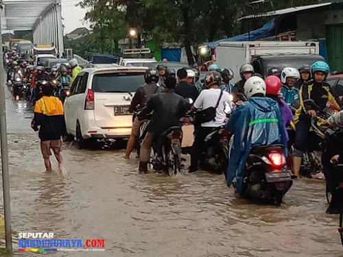 Banjir Bandung Selatan Februari 2020