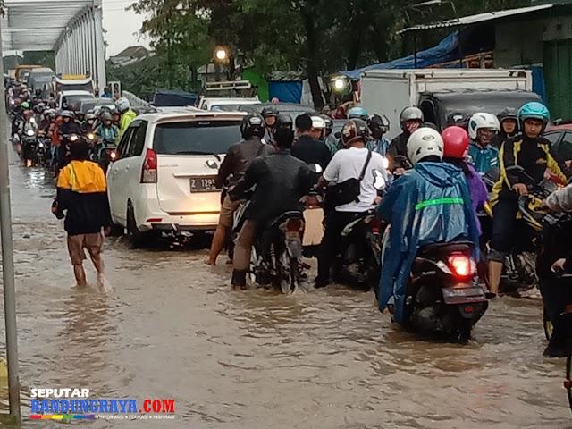 BMKG: Waspadai Potensi Banjir Periode Hujan Tinggi di Bulan Februari - Maret 2020