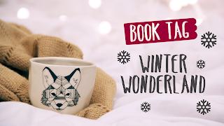 Resultado de imagen para book tag winter wonderland