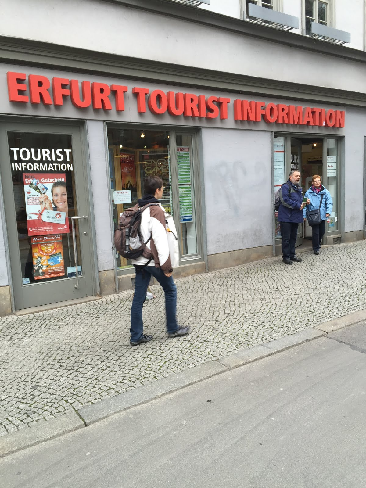 Tourismusinformation