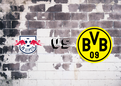 RB Leipzig vs Borussia Dortmund  Resumen y Partido Completo