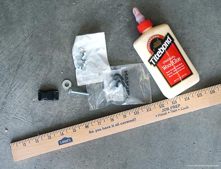 DIY Paracord Jig Supplies