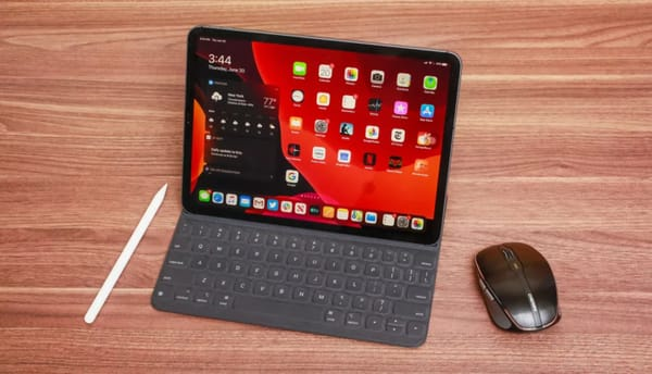 Apple is working to support a feature that makes iPads look like Mac computers