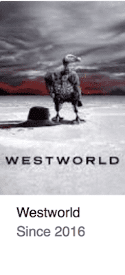 Best TV Shows Westworld