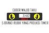 Cuber Wajib Tahu! 5 Timer Rubik Murah Meriah dan Berkualitas Selain Speedstacks Stackmat Timer