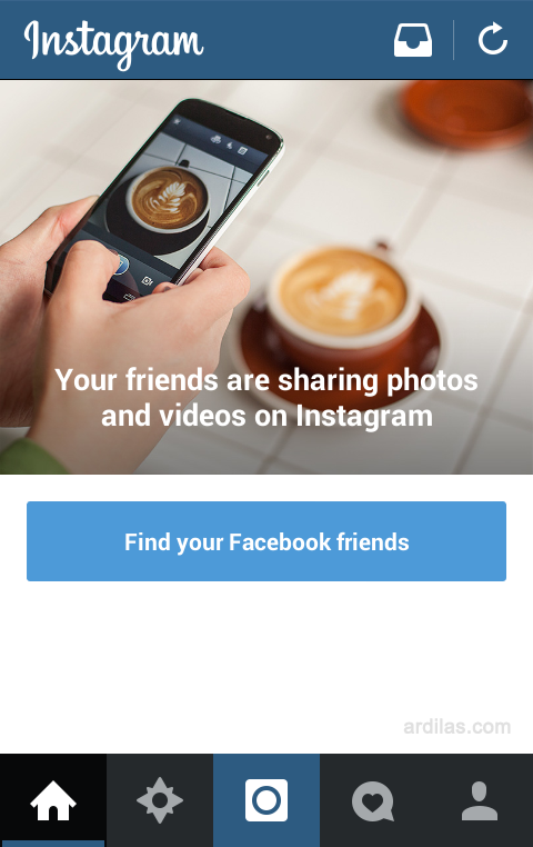Selesai - Bagaimana Cara Mendaftar/Membuat Akun Di Instagram