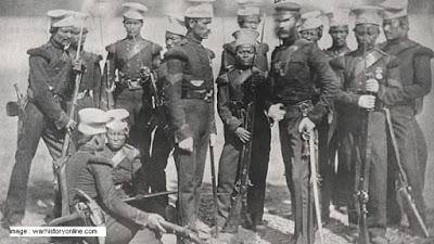 Pasukan Gurkhas