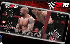 Download WWE 2K19 MOD Iso/Cso PPSSPP Terbaru Gratis