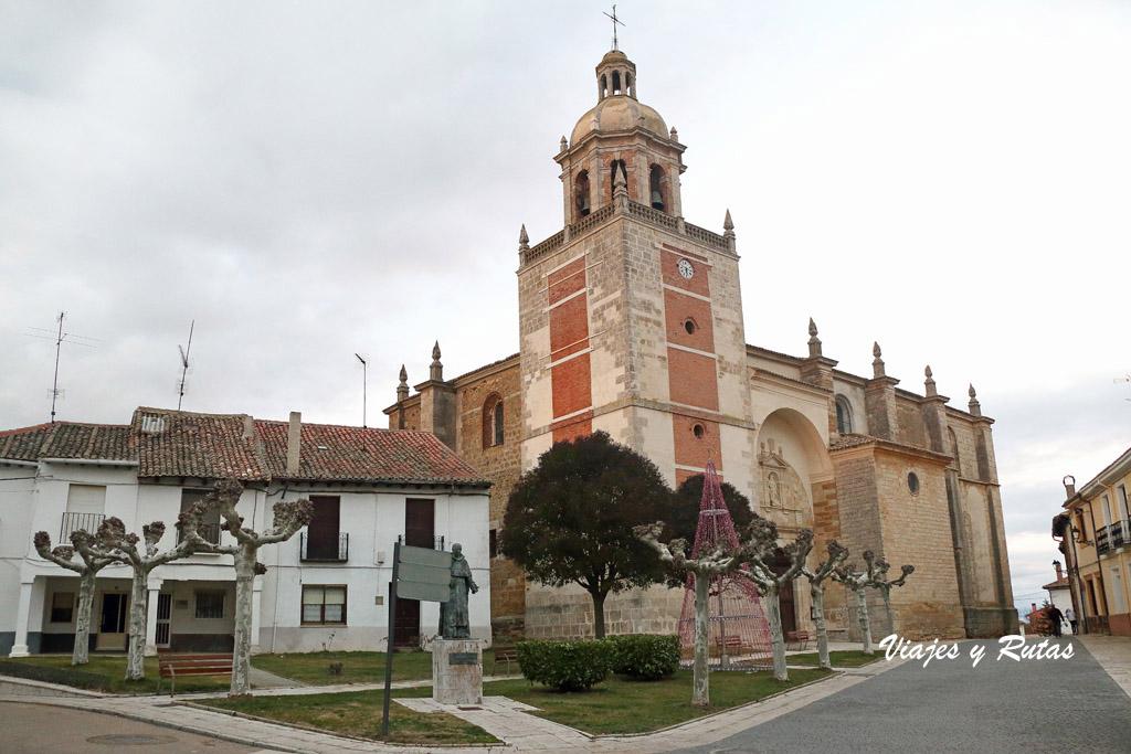 Iglesia de San Andrés, Carrión de los Condes