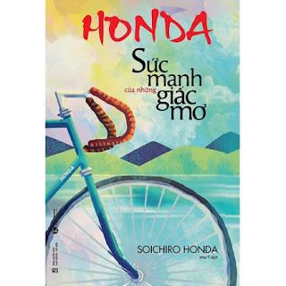 Honda - Sức Mạnh Của Những Giấc Mơ ebook PDF EPUB AWZ3 PRC MOBI