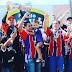 Atlético de Madrid vence a Copa dos Campeões
