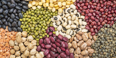 Beans to grow your hair faster and thicker