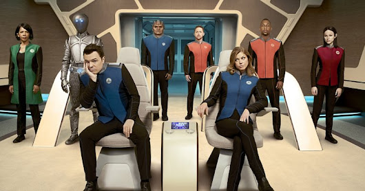 "First Impressions of ""The Orville"""