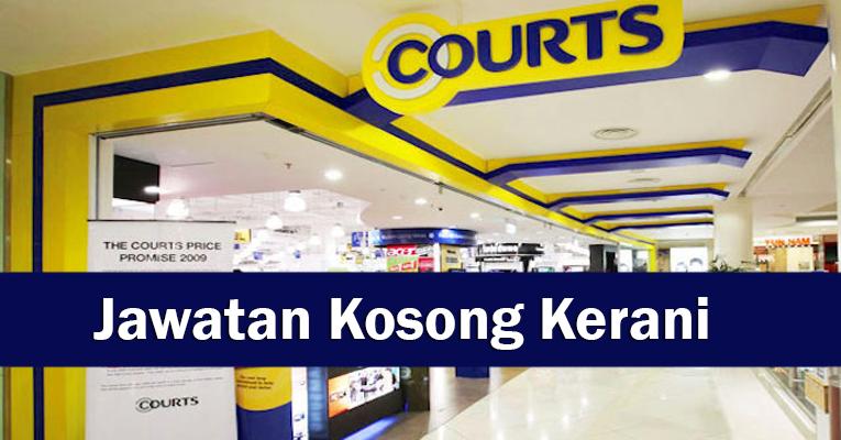 Jawatan Kosong di Courts Malaysia Sdn Bhd