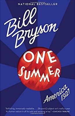 One Summer by Bill Bryson (book cover)