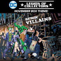 Legion of Collectors: Batman Villains
