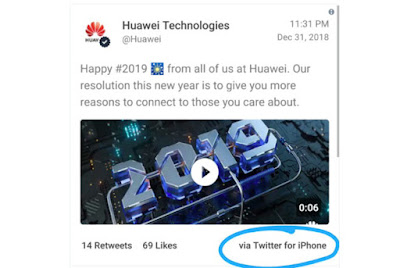 Punish employees of Huawei and reason .. Abon! 81
