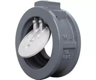 cara-kerja-wafer-check-valve-dan-fungsinya
