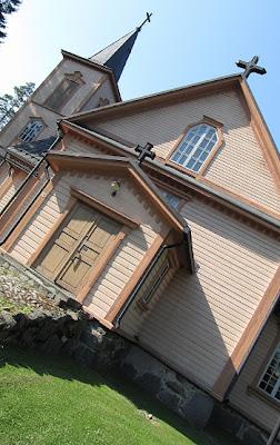 Anttolan kirkko Anttola nähtävyydet