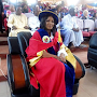 Omotola Jalade honoured with a Doctorate degree by Igbinedion University