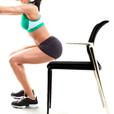 Bài tập giảm mỡ mông nhanh hiệu quả an toàn ngay tại nhà