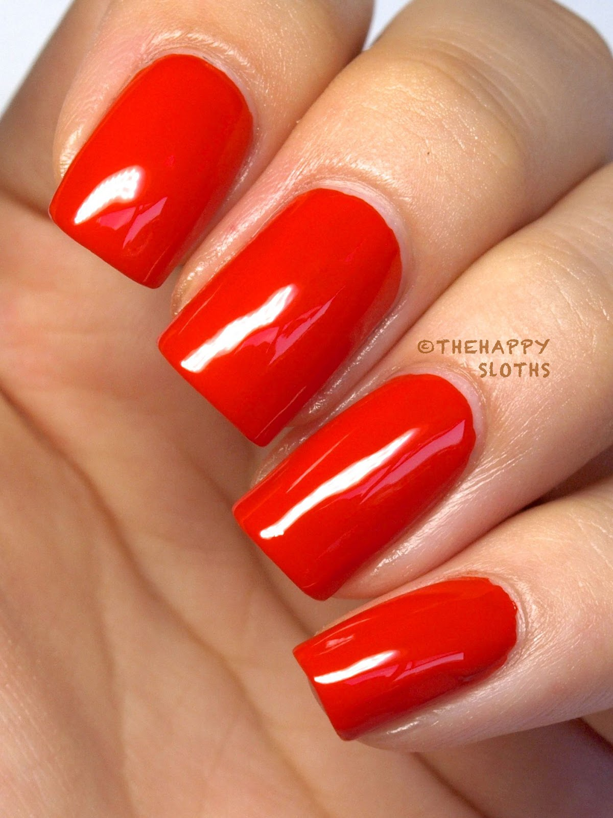 "Opi In The Spot Light Pink: Ford Mustang By OPI Nail Polish Collection In ""Race Red"