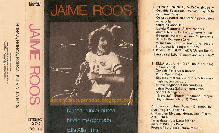Jaime Roos Mediocampo