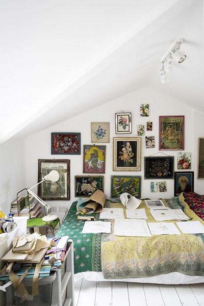 décoration anglaise inspiration victorienne design