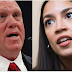 Ocasio-Cortez is stunned by former ICE official berating her for 'appalling' hatred against immigration officers