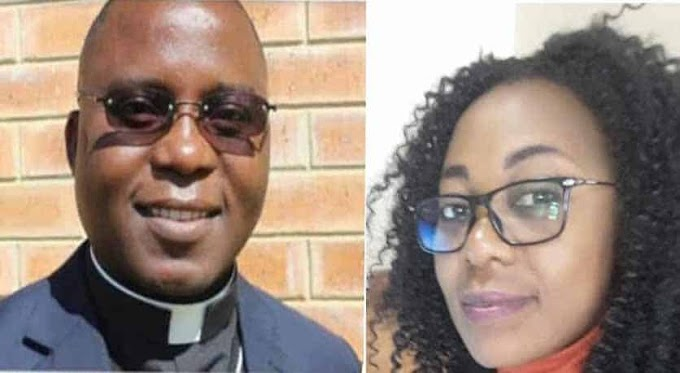 CATHOLIC PRIEST ALLEGEDLY S*XS A MARRIED WOMAN TO DEATH