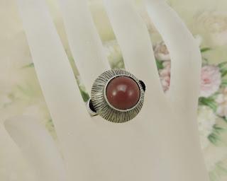 zZo – cudny pierścień z karneolem