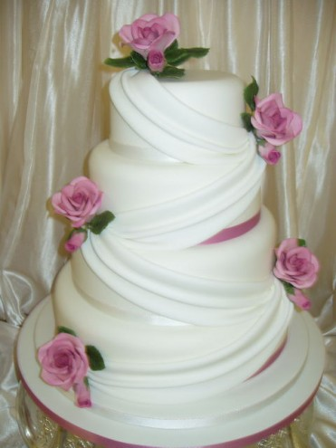 Cheap Wedding Cakes Mayo