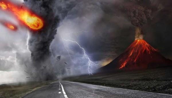 CIENTIFICOS ASEGURAN QUE SE APROXIMA UN APOCALIPSIS CLIMÁTICO INMINENTE.