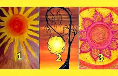 Солнце, которое вы выберите, откроет, кем вы являетесь на самом деле